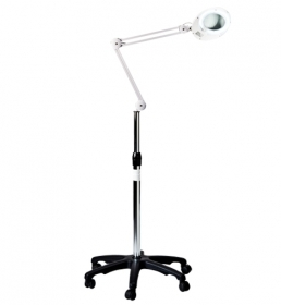 Lampada  LED con lente ingrand