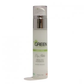 Crema Viso Rigenerante - DEEP PROTECTION - All' Acido Glicolico ml 50
